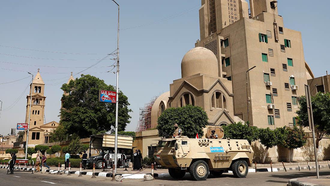الداخلية المصرية ترفع حالة التأهب الأمني للدرجة القصوى استعدادا للأعياد المسيحية