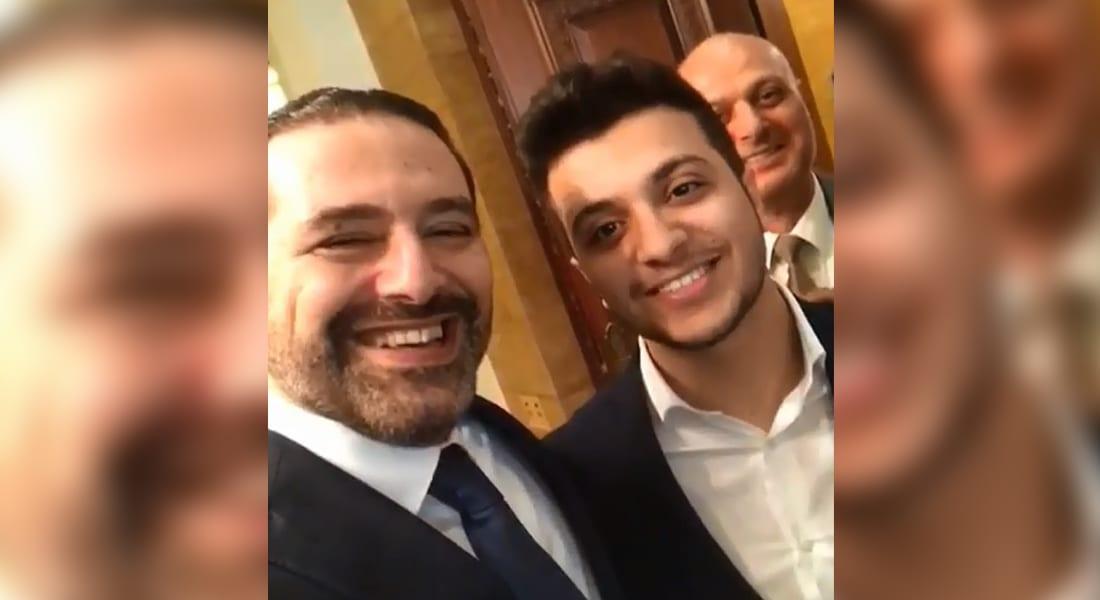"""شاهد.. سعد الحريري مجدداً في """"هلا بالخميس"""""""