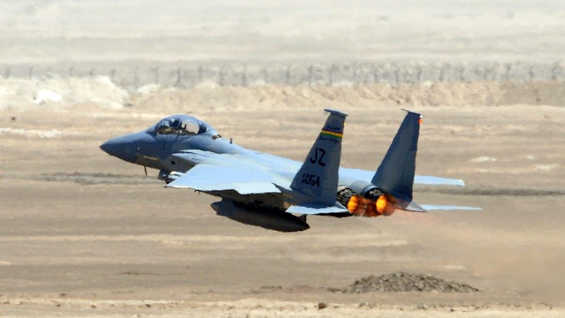 بعد صفقة 24 طائرة تايفون للدوحة.. البنتاغون يعلن بيع قطر 36 مقاتلة F-15