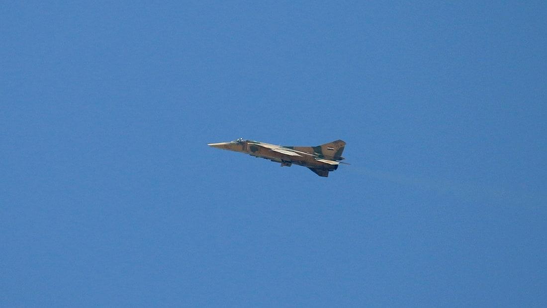 مصدر سوري: إسقاط مقاتلة مقتل الطيار بريف حماة
