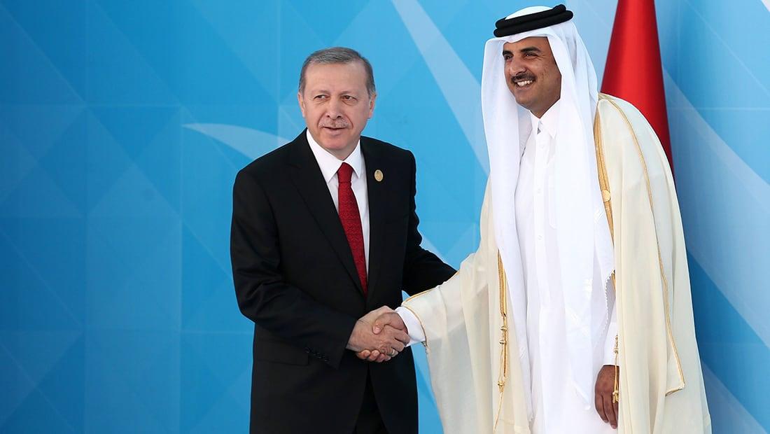 """قطر ترد على تقارير تركية عن """"إحباط محاولة انقلاب"""" على تميم بن حمد"""