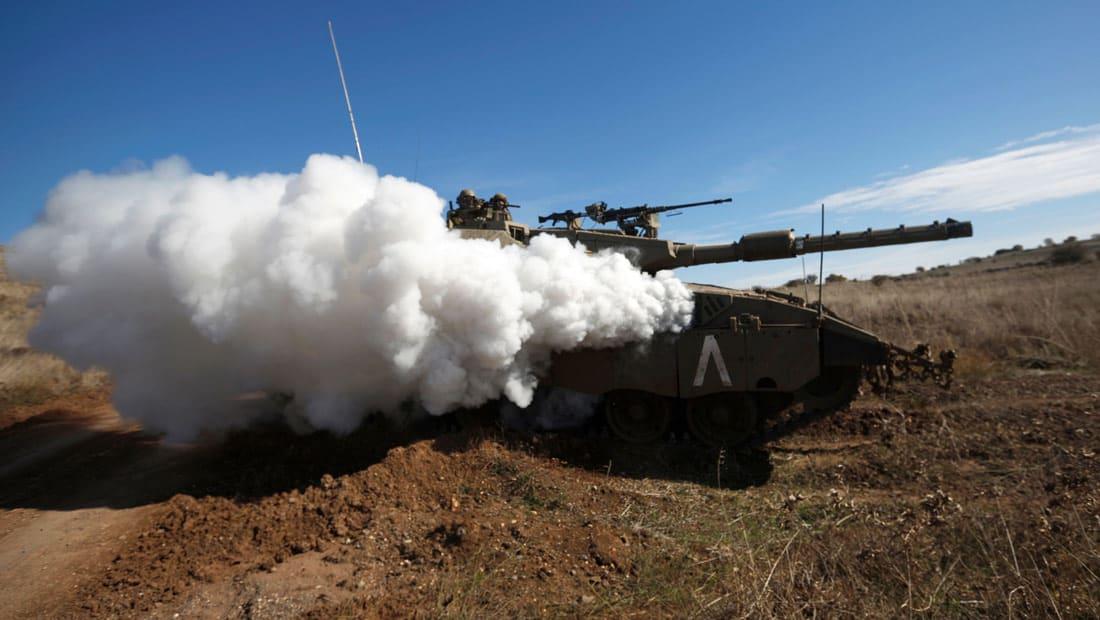 الجيش السوري: تصدينا لصواريخ إسرائيلية بريف دمشق