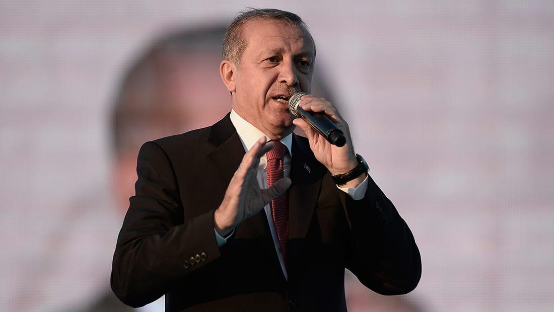أردوغان بتغريدة: عدم وفاء بعض الدول سبب إطلاق عملية درع الفرات