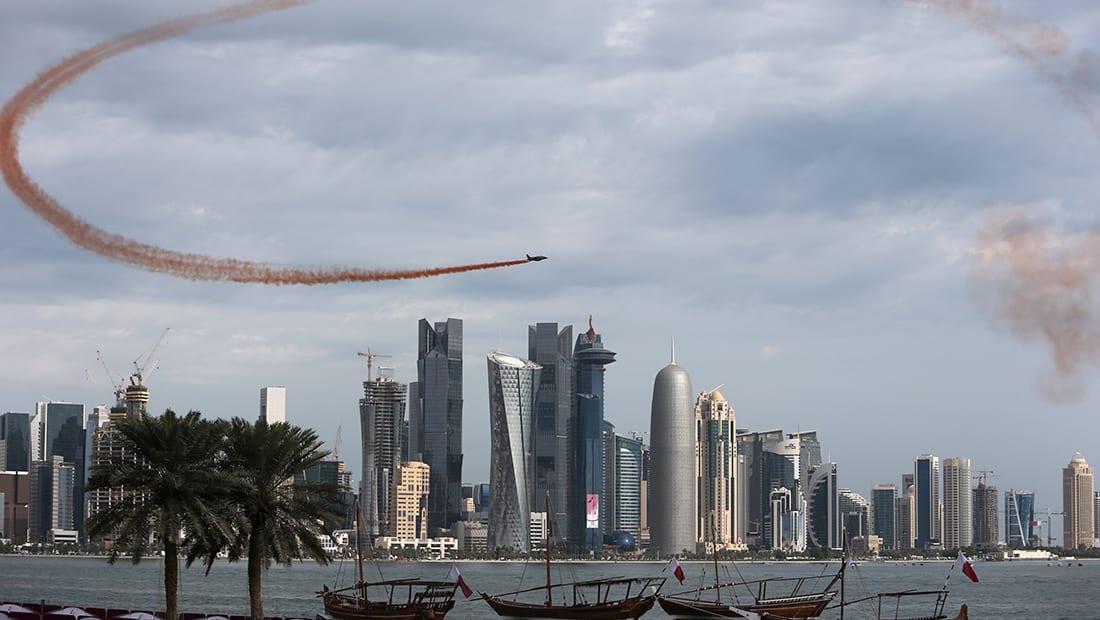 الدوحة: ادعاءات اعتراض الطائرة الإماراتية هدفها التغطية