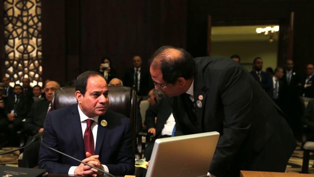 السيسي يكلف مدير مكتبه بتسيير أعمال المخابرات العامة.. ما هي علاقته بقطر؟