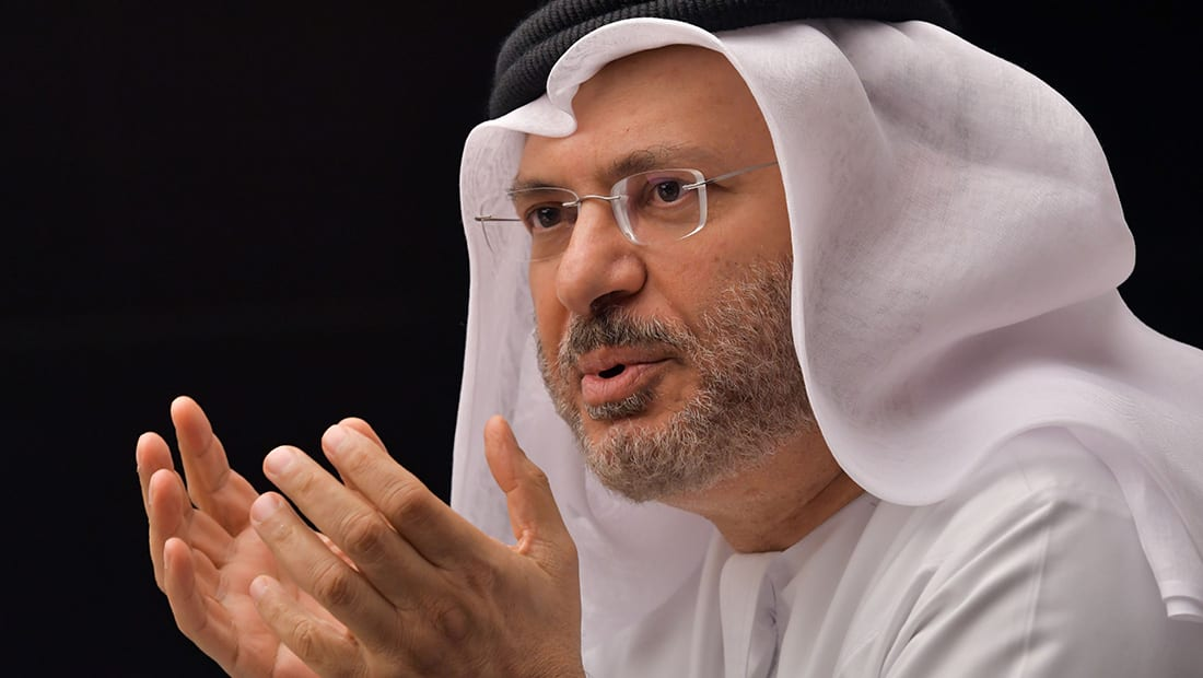 """جدل بين أبوظبي والدوحة حول """"خريطة بلا قطر"""" في اللوفر"""