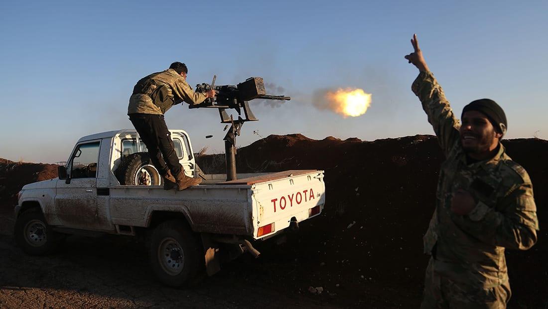 بعد التهديد بإسقاط الطائرات التركية.. كيف رد نظام الأسد على عملية عفرين؟