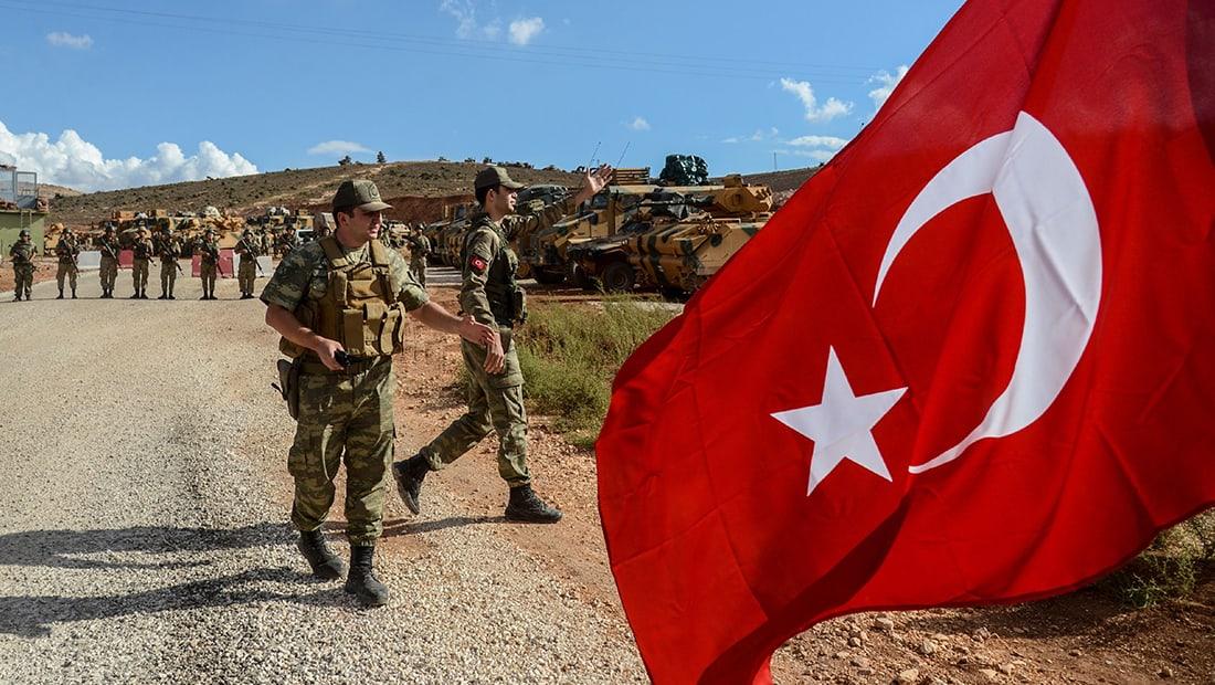 """أنقرة: قوات تركية تدخل عفرين بسوريا مع قوات """"الحر"""""""