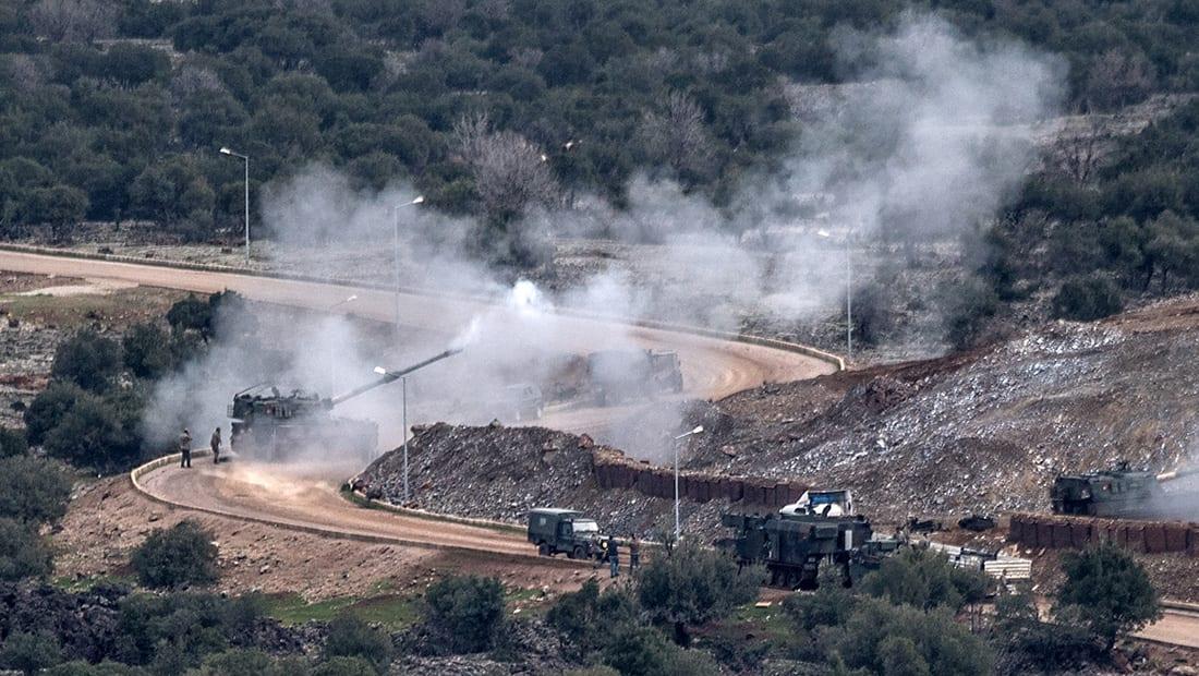 ما هو موقف إيران من العملية العسكرية التركية في عفرين السورية؟
