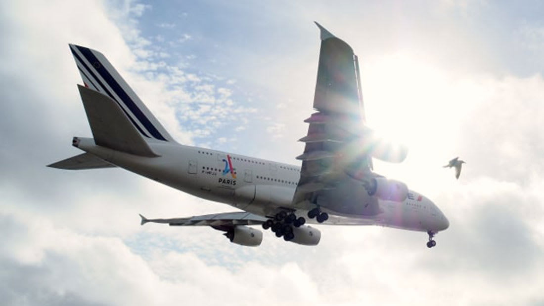 ما هي الإجراءات التي تتخذها الطائرات قبل الإقلاع؟