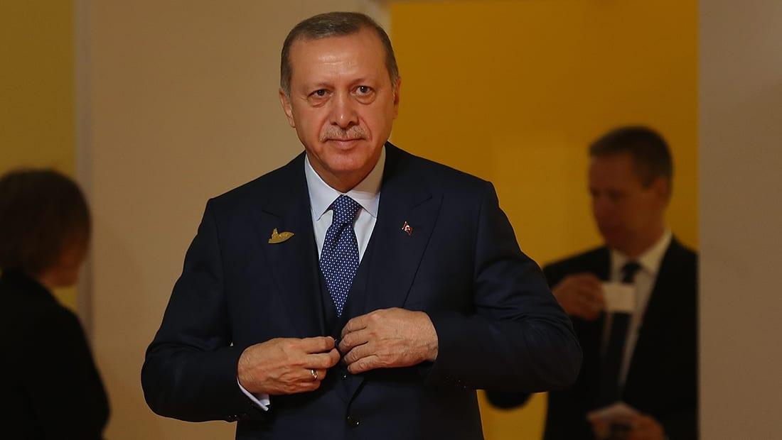 أردوغان: ليس لدينا أطماع بأراضي الآخرين وليس لدينا مشكلة مع الأكراد