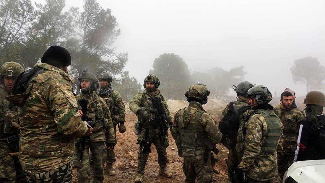 """الجيش التركي يعلن مقتل جندي ثان بعمليات """"غصن الزيتون"""""""