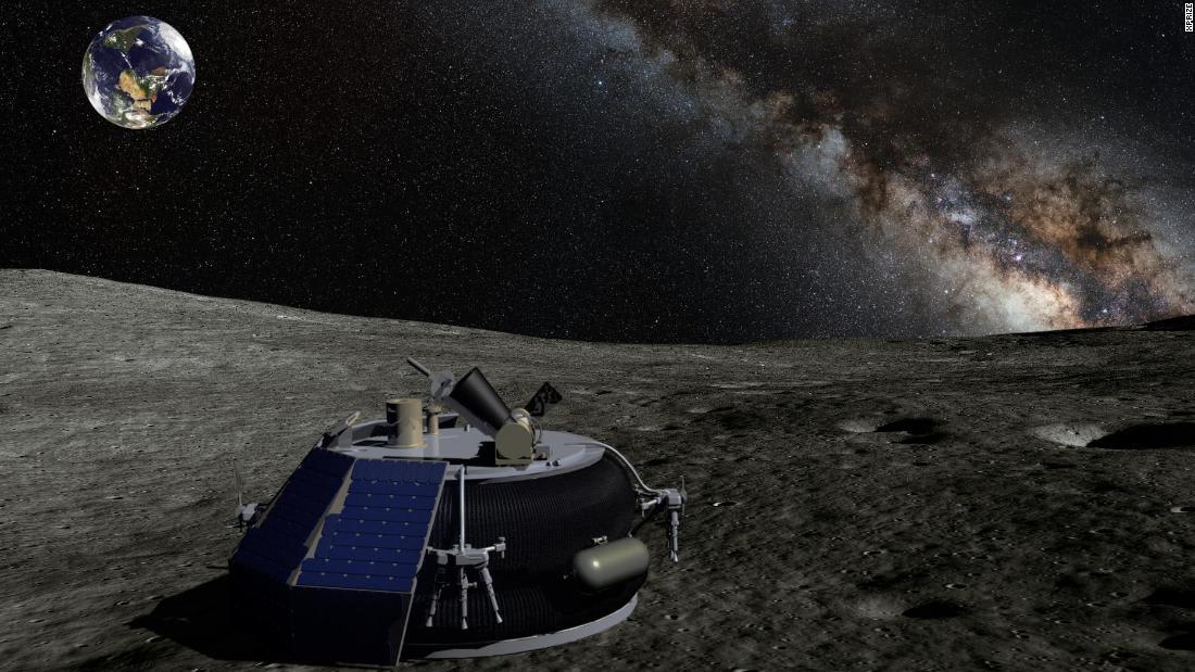 مسابقة للصعود إلى القمر تنتهي بعد عشرة أعوام بدون فائز