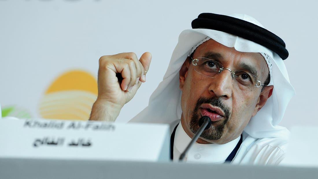 الفالح من دافوس: السعودية من الدول الـ5 المؤثرة بالعالم.. وتمكنت من إعادة التوازن لأسواق النفط