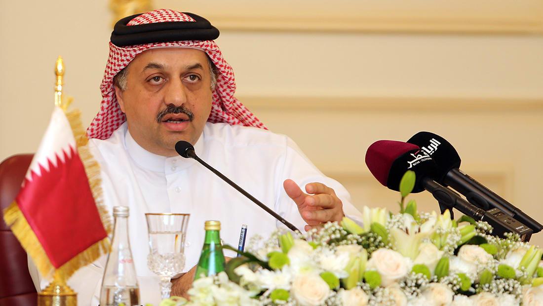 وزير الدولة القطري لشؤون الدفاع: من يفتقدون الرؤى ويتصرفون بشكل صبياني يضرون المنطقة