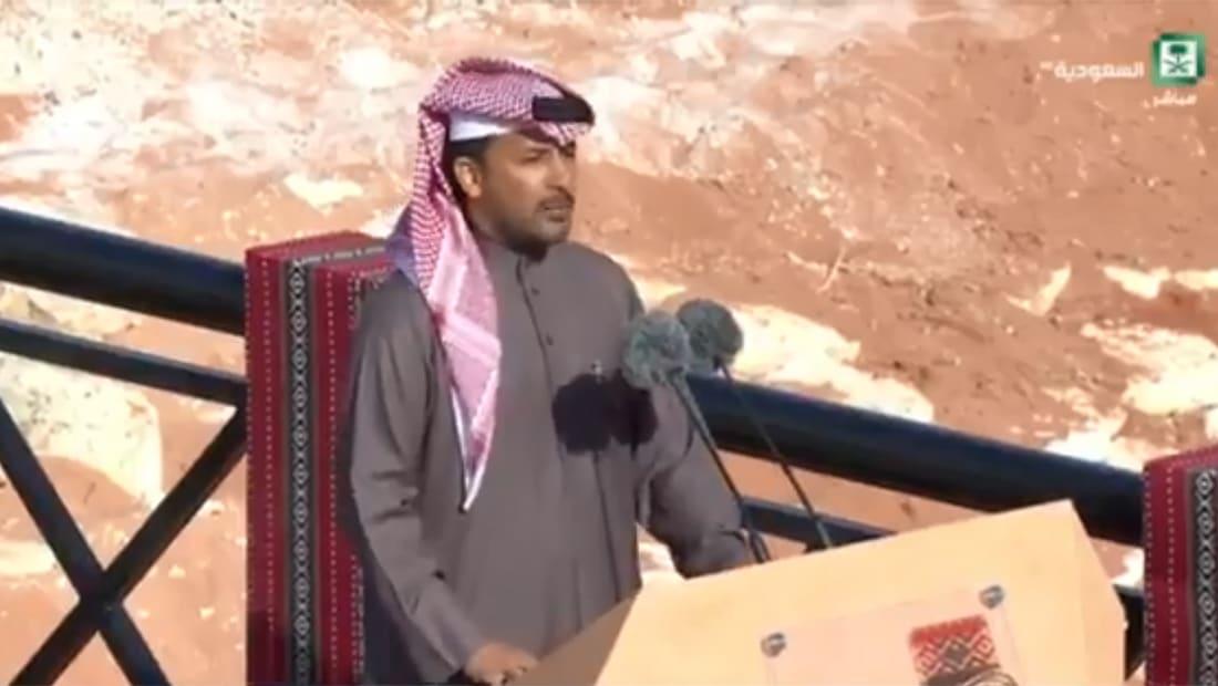 ماذا قال الشاعر القطري بن فطيس أمام الملك سلمان؟.. والقحطاني يعلق: قصيدة عصماء