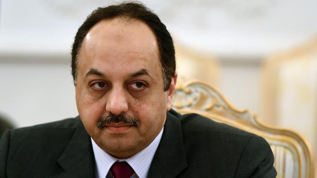 خلفان لوزير الدولة القطري لشؤون الدفاع: الرياض أقرب