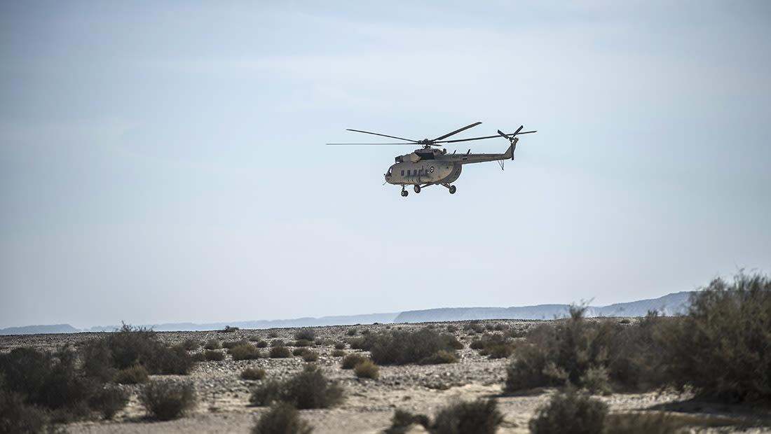 المتحدث باسم الجيش المصري لـCNN: إسرائيل لا تشارك بعمليات في سيناء ضد إرهابيين