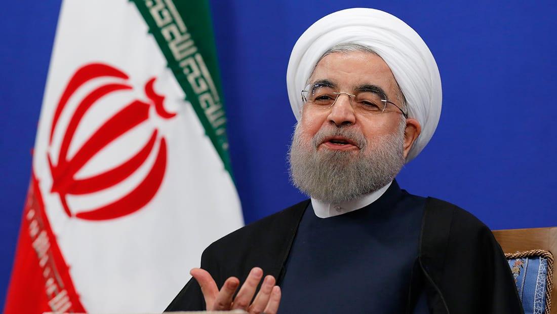 روحاني: المفاوضات هي الحل الوحيد بالشرق الأوسط خصوصا مع الدول الإقليمية