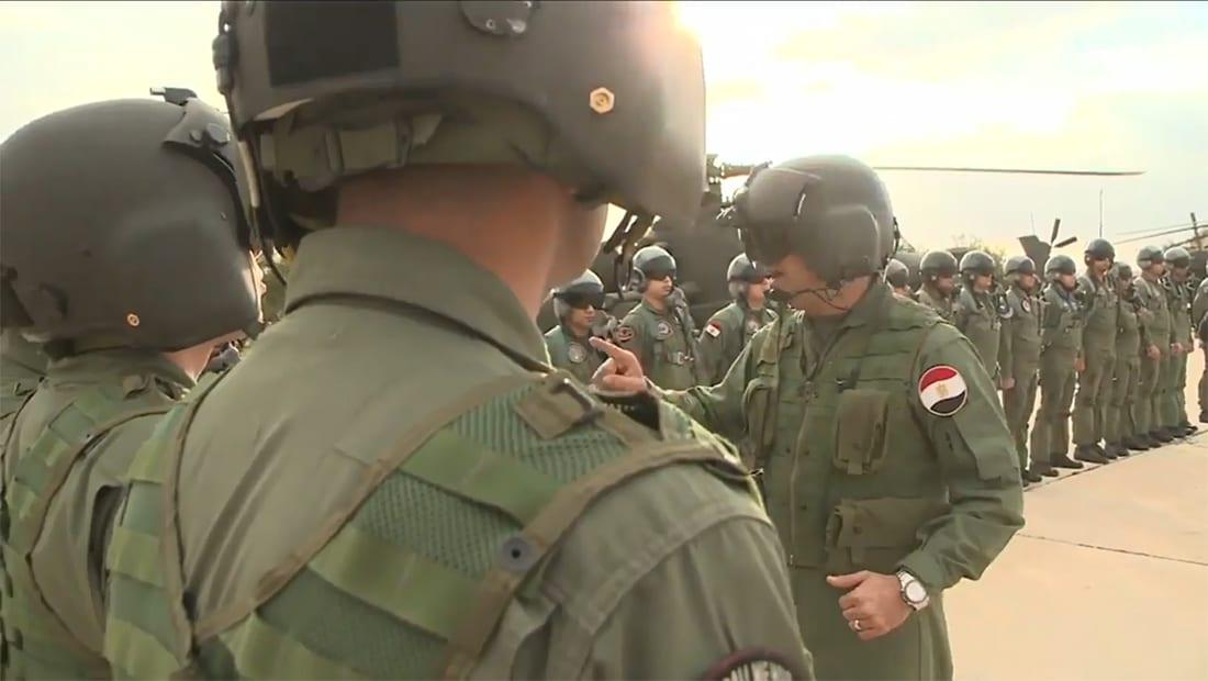 ببيان 2.. جيش مصر: القوات الجوية استهدفت بؤر تنطلق منها الهجمات بسيناء