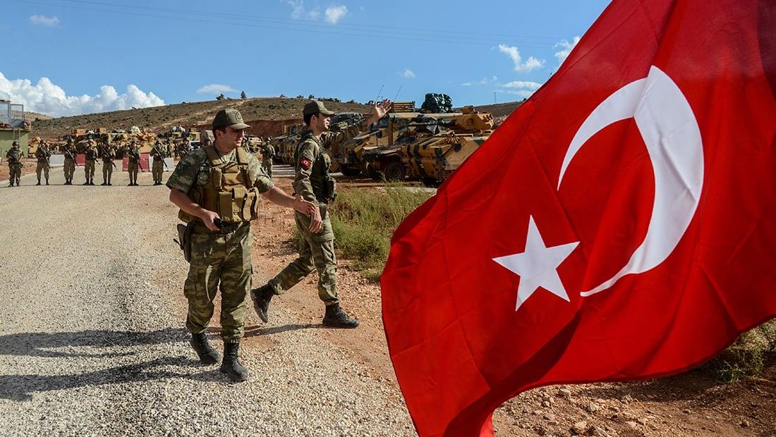 """جيش تركيا: تحييد 1062 """"إرهابيا"""" للآن بـ""""غصن الزيتون"""""""