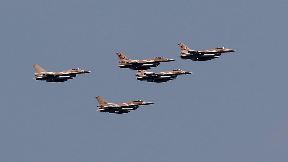 الجيش الإسرائيلي: ضربات ضد 12 هدفا بسوريا منها 4 إيرانية