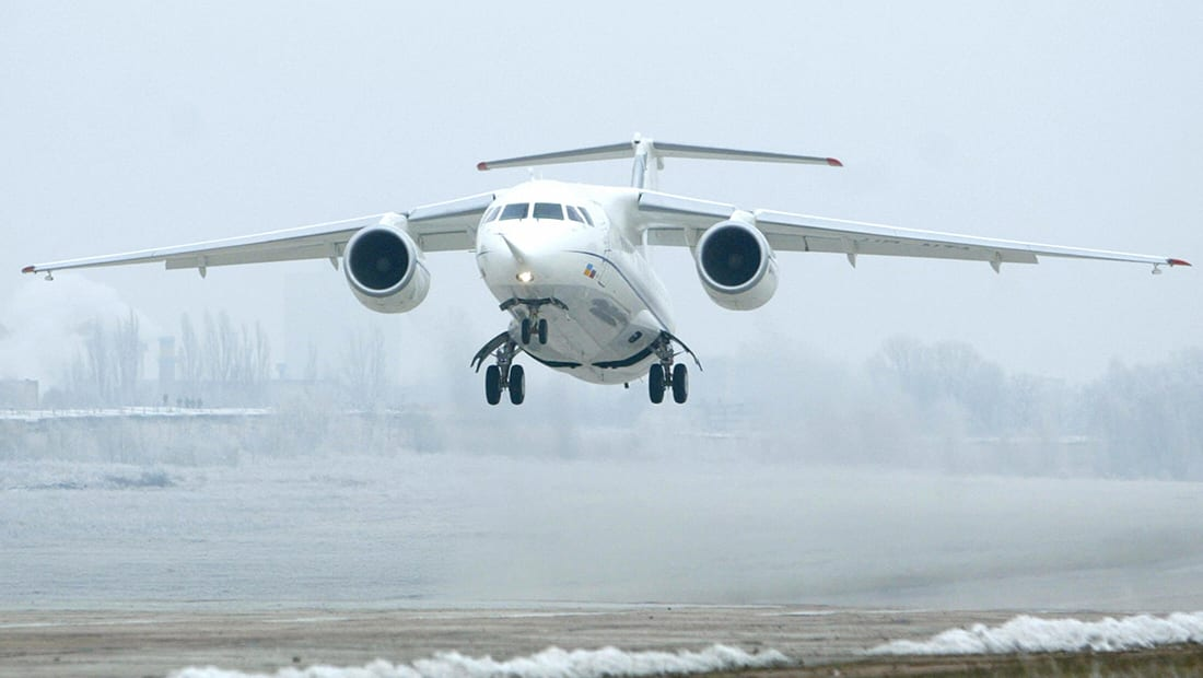 تحطم طائرة روسية قرب موسكو ومقتل جميع ركابها