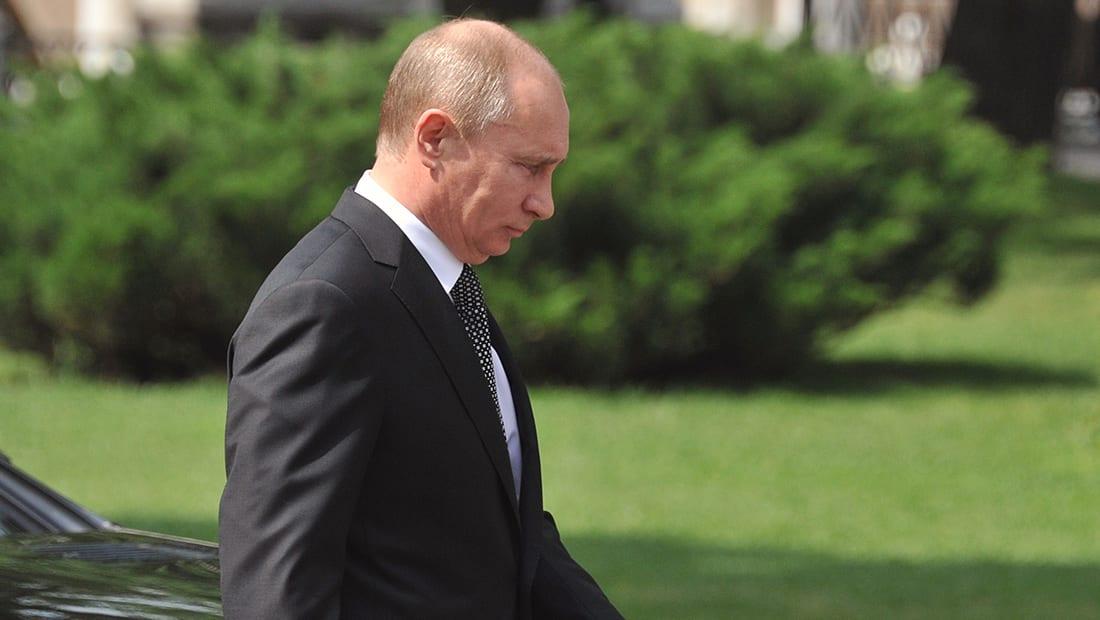 بوتين يأمر بتشكيل لجنة تحقيق خاصة في حادث تحطم طائرة ركاب