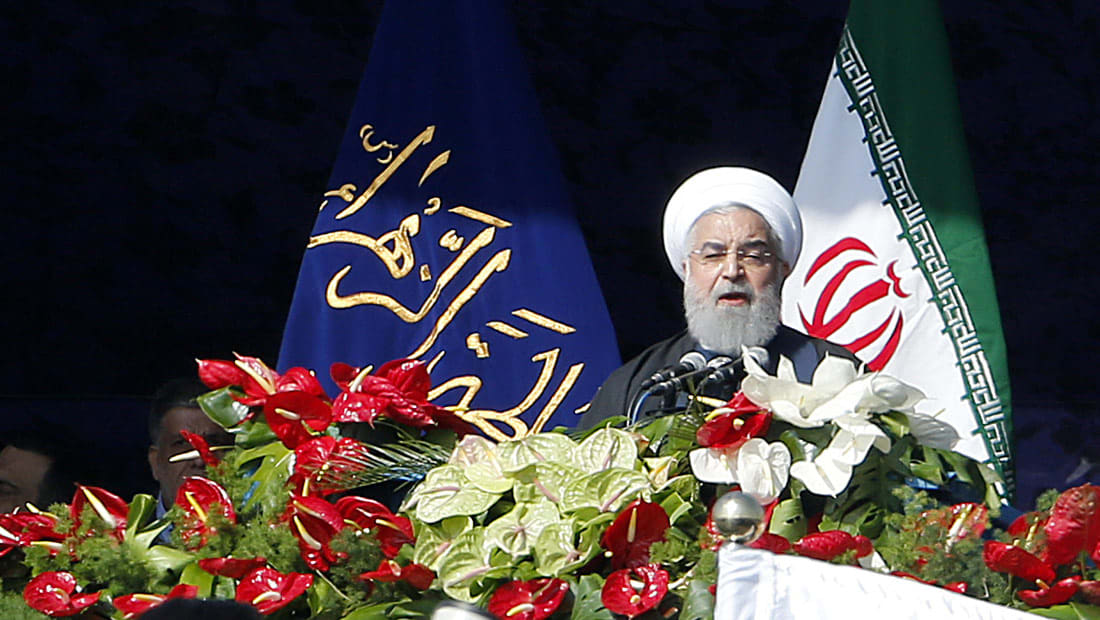 كامليا انتخابي فرد تكتب لـCNN: الرئيس روحاني يقترح إجراء استفتاء لتغيير النظام أم لشيء آخر؟