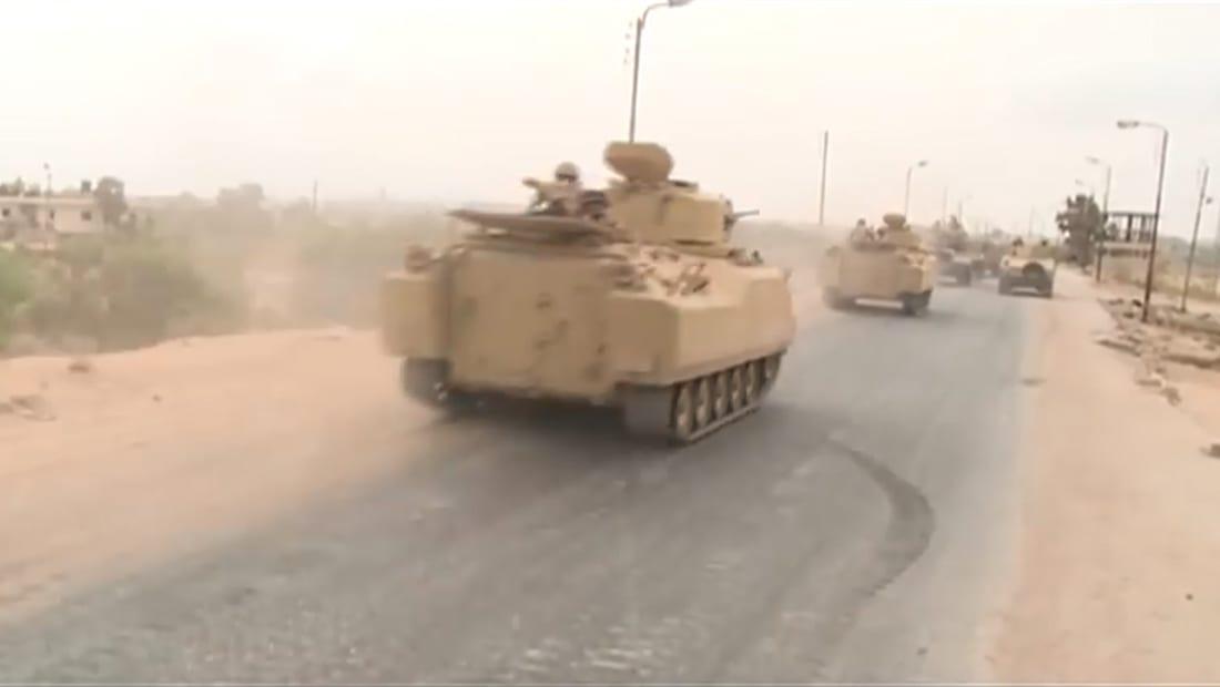 """""""عملية سيناء 2018"""".. جيش مصر يعلن تدمير 60 هدفا والقضاء على 12 تكفيريا"""