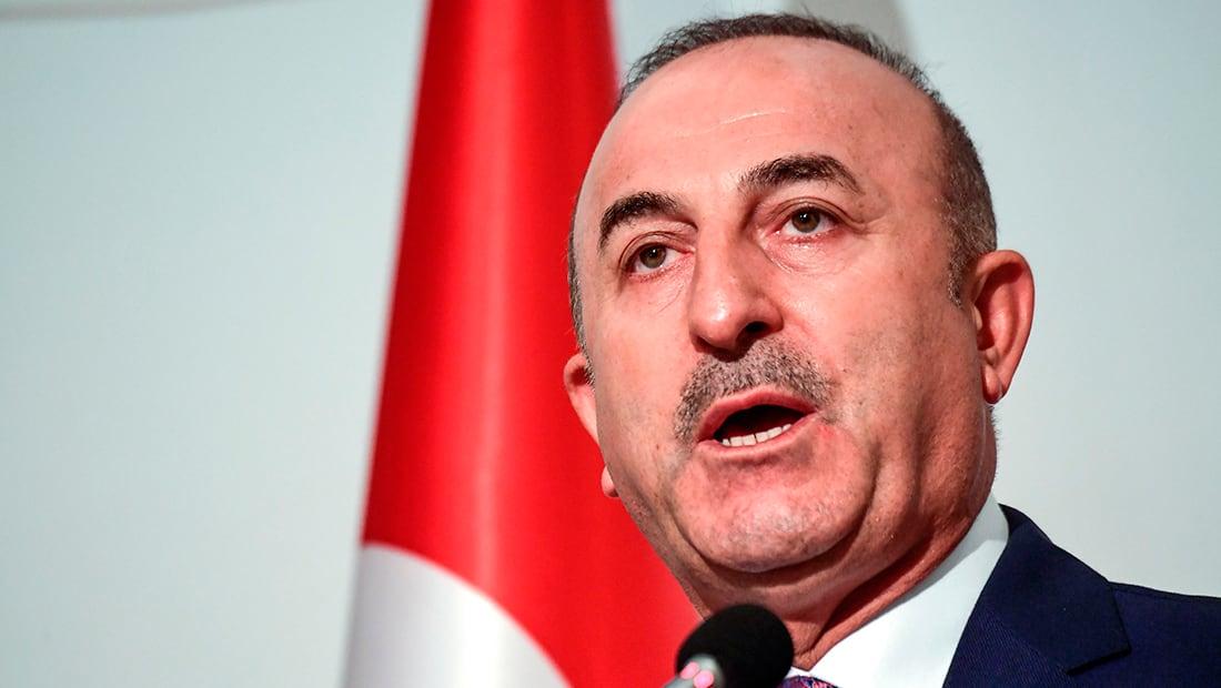 وزير خارجية تركيا: علاقاتنا مع أمريكا وصلت نقطة حرجة