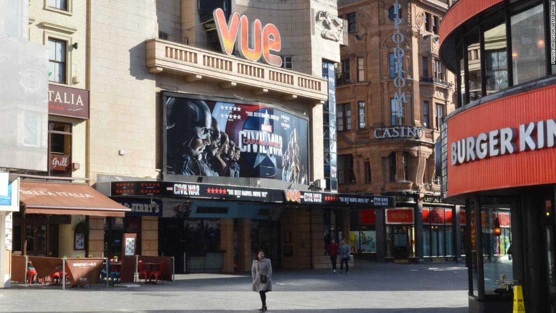 """شركة """"Vue"""" تخطط لافتتاح 30 صالة سينما في السعودية"""