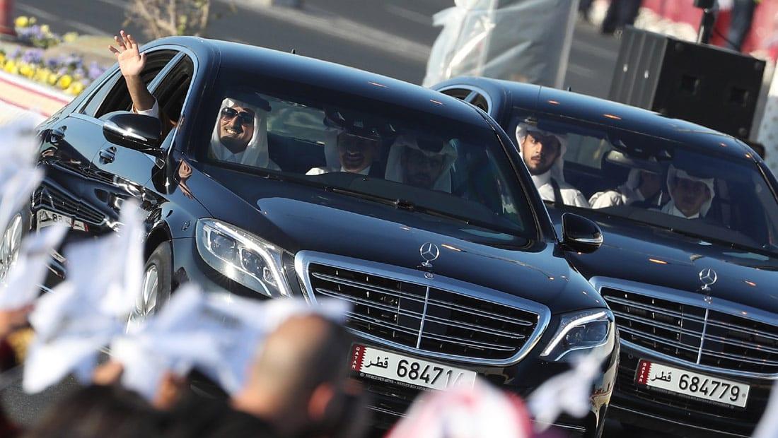 أمير قطر يدشّن حسابه على إنستغرام.. وهذه أول صورة نشرها