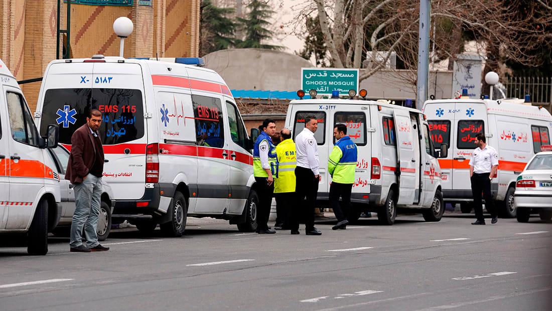 عدد ضحايا الطائرة الإيرانية المنكوبة 65 بعد عدم صعود راكب للرحلة