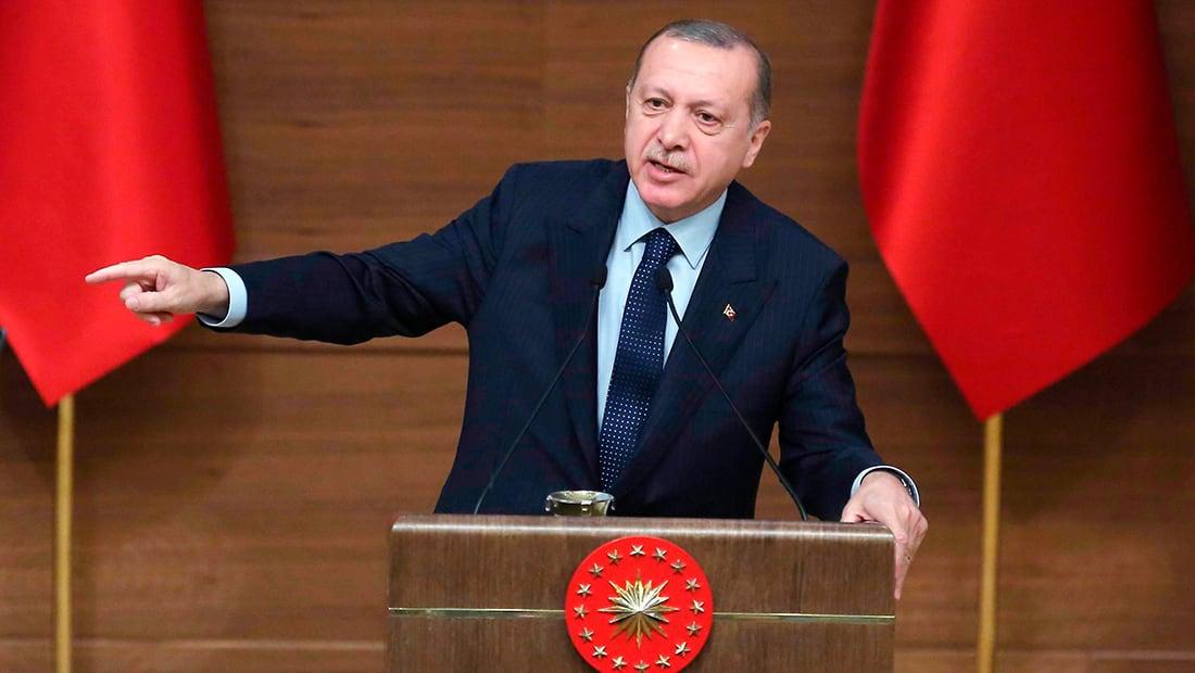 أردوغان: الجيش التركي سيحاصر مركز عفرين خلال أيام