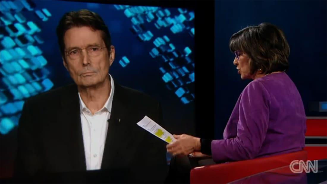 مارتن سميث يتحدث لـCNN عن احتمالات حرب مباشرة بين إيران والسعودية