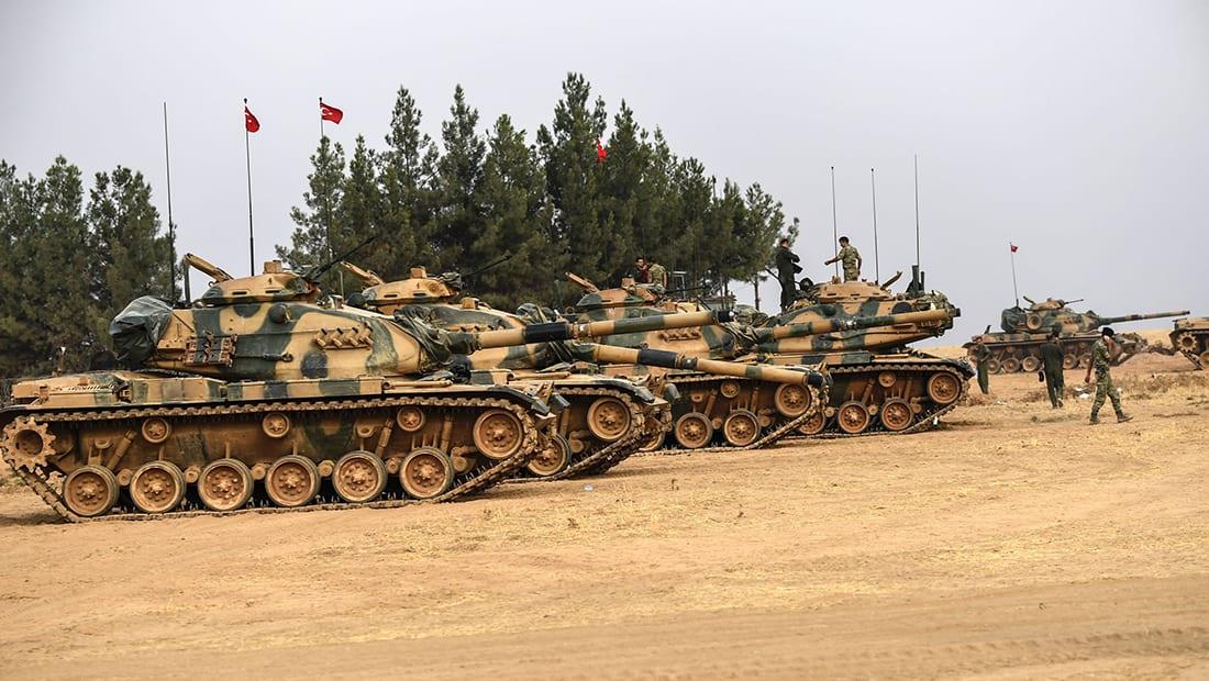 أردوغان: الجيش التركي دفع ميليشيات شيعية موالية للنظام السوري للتراجع بعفرين