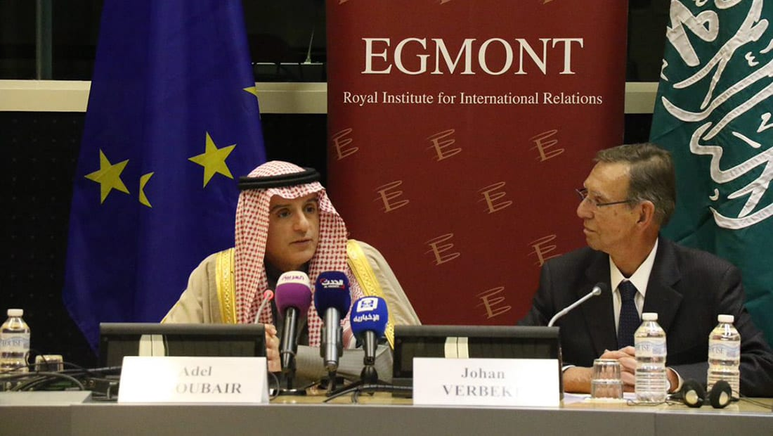 الجبير: قطر كدولة وكقضية صغيرة جدا.. وإيران الخطر الأكبر