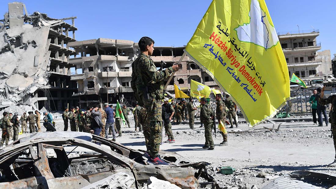 مسؤول: فرار عناصر بداعش من سجن لـSDF بسوريا