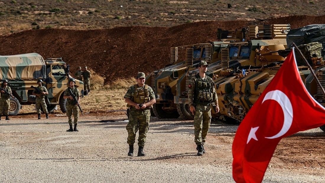 الجيش التركي: تحييد 1931 إرهابيا للآن بعمليات غصن الزيتون