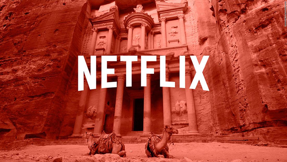 """نتفليكس تُطلق """"جن.."""" أول مسلسل عربي منتج لصالحها"""