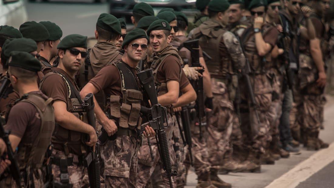 تقرير: قوات خاصة تركية وصلت عفرين مؤخرا وهذه مهامها