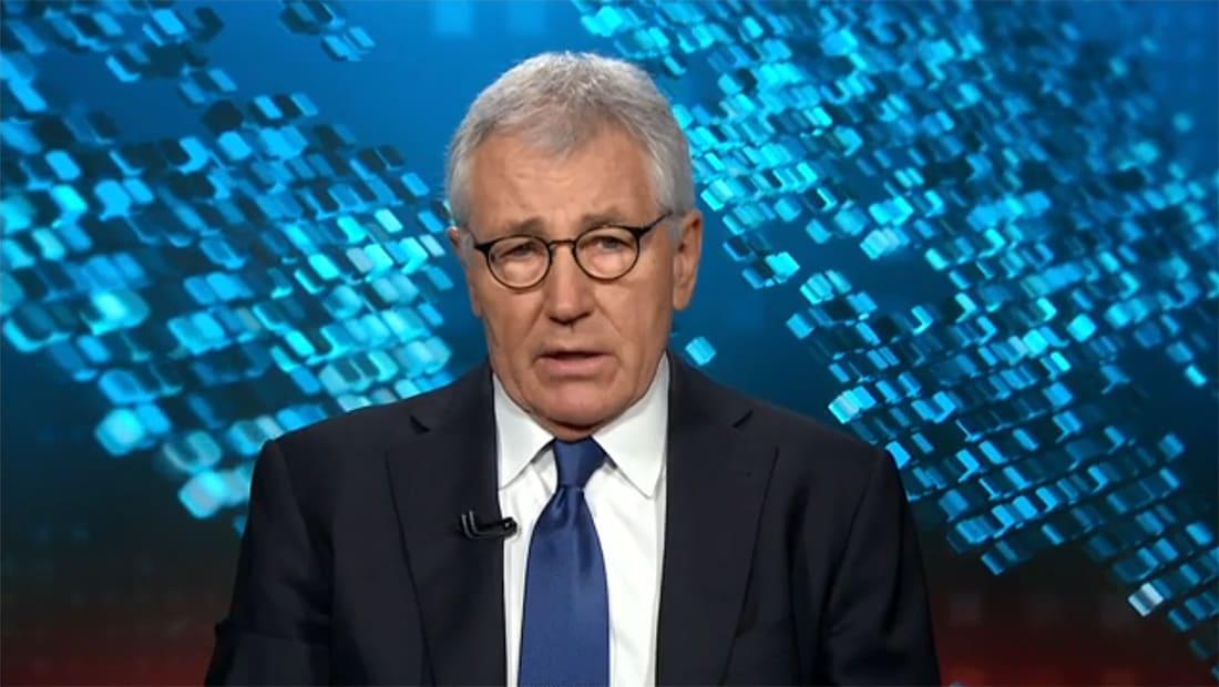 وزير دفاع أمريكا الأسبق لـCNN: ألفا جندي أمريكي بسوريا لن يحلوا المشكلة والشرق الأوسط بأكبر فوضى بالتاريخ