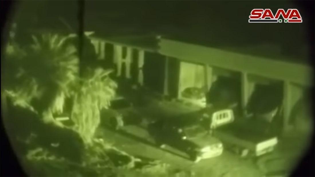 الجيش السوري ينشر فيديو من عملياته بالغوطة ويؤكد السيطرة على بلدة النشابية