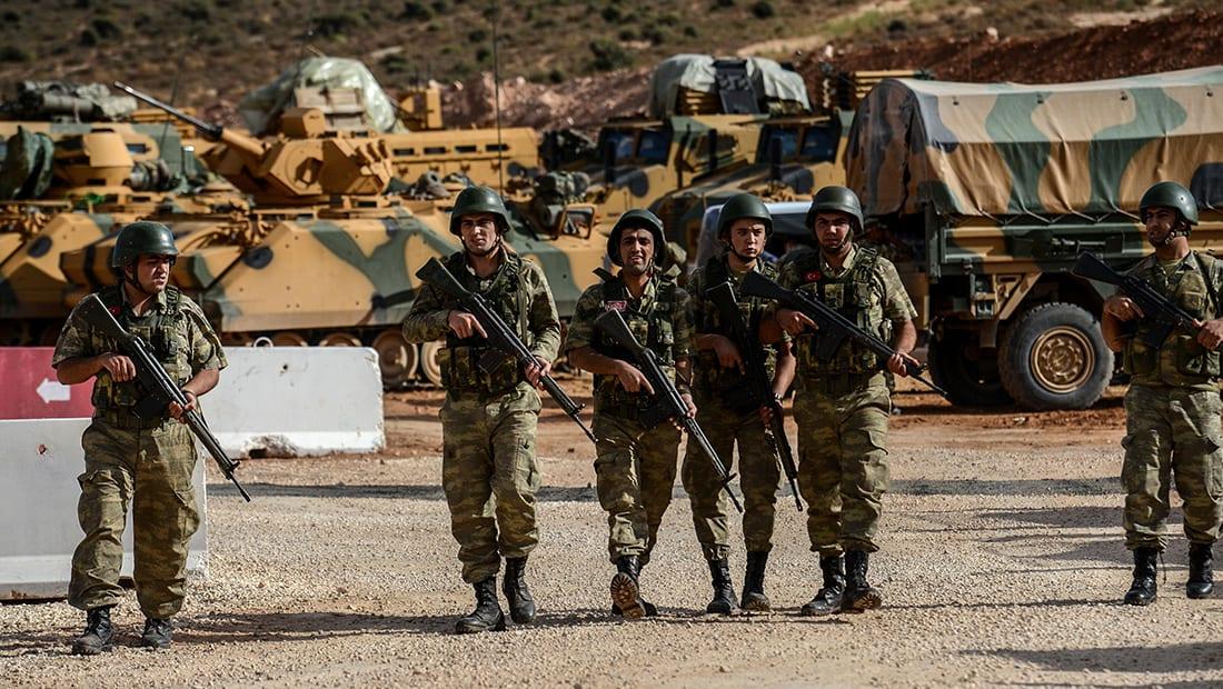 """الجيش التركي يعلن """"تحرير"""" 4 قرى بعفرين و""""تحييد"""" 2612 إرهابيا للآن"""