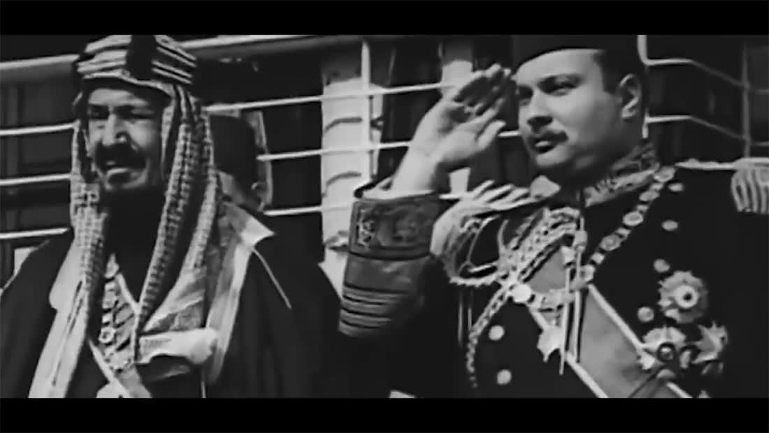 خارجية السعودية تنشر فيديو تاريخ العلاقات مع مصر بالتزامن مع زيارة ولي العهد