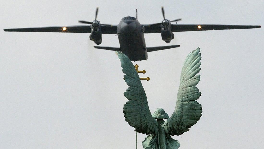 الدفاع الروسية: 26 ضابطا بينهم لواء بين قتلى طائرة حميميم بسوريا