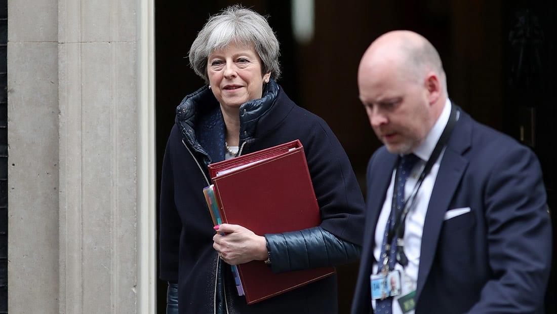 رئيسة وزراء بريطانيا: سنناقش حقوق الإنسان مع ولي العهد السعودي