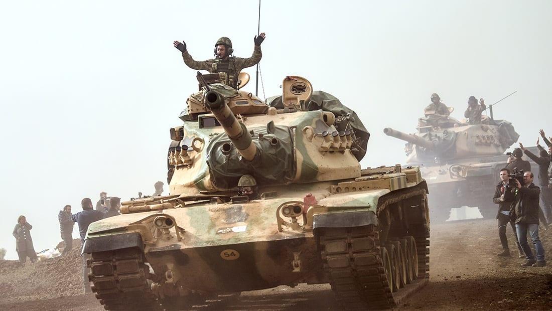 تركيا تلوح بعمليات عسكرية في العراق.. وأردوغان: سنصل إلى حدودها بعد عفرين ومنبج