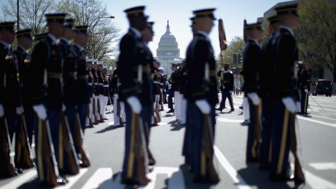 حصريا لـCNN.. ترامب سيحصل على عرض عسكري بواشنطن ولكن دون مدرعات مجنزرة.. وهذا السبب